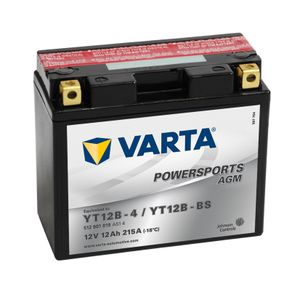 FT12-12B Motorcycle Battery 12V 12Ah (512901)