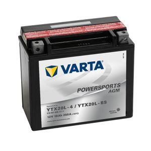 Varta 518 901 (YTX20L-BS) High Performance AGM Jetski Battery