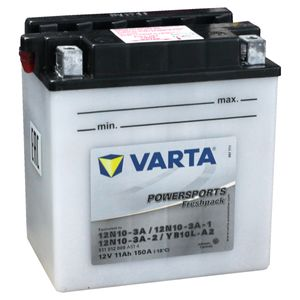 YB10L-A2 Varta Quad Bike ATV Battery