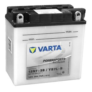 YB7L-B Varta Quad Bike ATV Battery