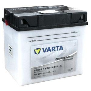 525 015 022 Varta Powersports Freshpack Batterie De Moto