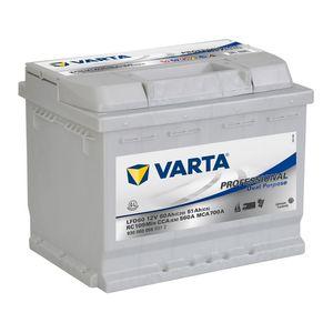 LFD60 Varta Professional DC Leisure Battery 60Ah (930060056)
