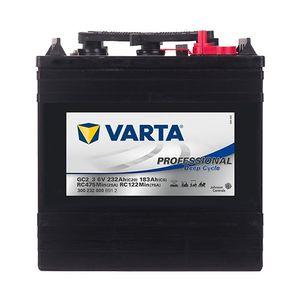 Varta T125 6V 232Ah Deep Cycle Battery GC3 300 232 000