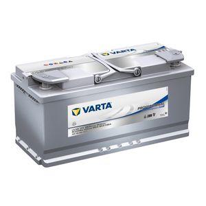 LA105 Varta Dual Purpose AGM Leisure Battery 840 105 095