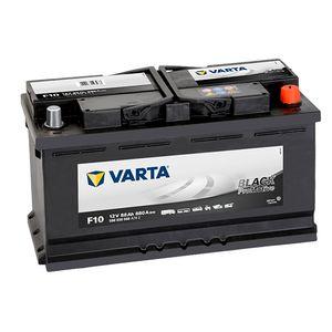 017 (F10) VARTA PROMOTIVE BLACK 12V 88Ah 588038068
