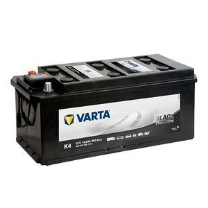 622UR (K4) VARTA PROMOTIVE BLACK  12V 143Ah 643033095