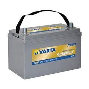 LAD115 Varta AGM Leisure and Marine Deep Cycle Battery 830 115 060