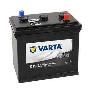 K13 VARTA PROMOTIVE BLACK 6V 140Ah 140 023 072