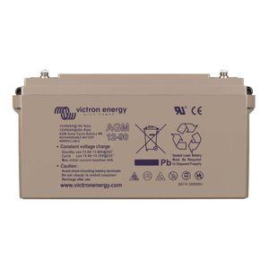 Victron Energy AGM Deep Cycle Battery 12V 90Ah (M6) BAT412800085
