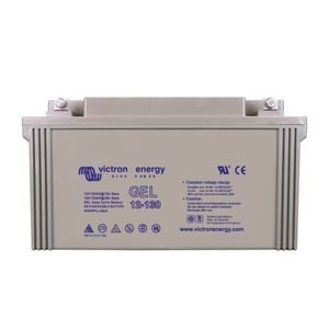 Victron Energy GEL Deep Cycle Battery 12V 130Ah BAT412121104