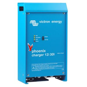 Victron Phoenix 12/30 3 Battery Charger 12V 30A PCH012030001