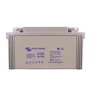 Victron Energy AGM Deep Cycle Battery 12V 130Ah BAT412121084