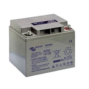 Victron Energy AGM Deep Cycle Battery 12V 38Ah BAT412350084