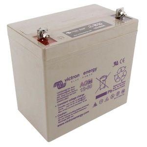 Victron Energy AGM Deep Cycle Battery 12V 60Ah BAT412550084