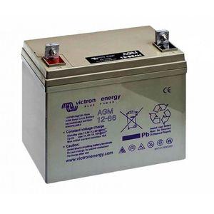 Victron Energy AGM Deep Cycle Battery 12V 66Ah BAT412600084