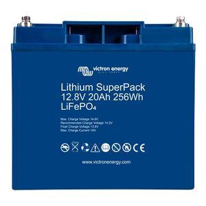 Victron Energy Lithium Super Pack Battery 12.8V 20Ah BAT512020705