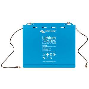 Victron Energy Smart LiFePO4 Lithium Battery 12.8V 60Ah BAT512060410