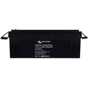 Victron Energy Lithium Super Pack Battery 12.8V 200Ah BAT512120705