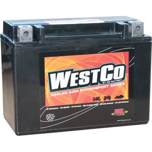12V13L Westco Motorcycle Battery 12V 13Ah
