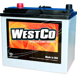 12V31M Westco MX-5 / MX5 Car Battery Replaces S46A24L