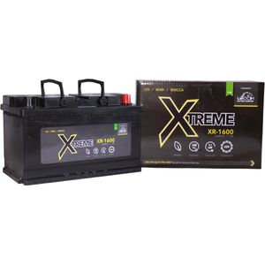 Xtreme Start Stop Series XR-1600 AGM Battery 80Ah 1600A