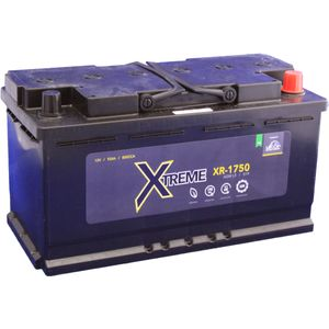 Xtreme Start Stop Series XR1750 AGM Battery 92Ah 1750A