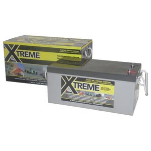 Xtreme Dual Purpose Series XR5000 AGM Battery 260Ah 5000A