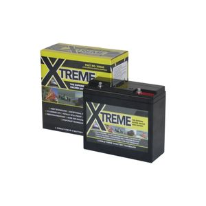 Xtreme Racing Series XR-600 AGM Battery 26Ah 600A