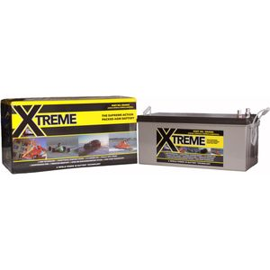 Xtreme Dual Purpose Series XR4000 AGM Battery 220Ah 4000A