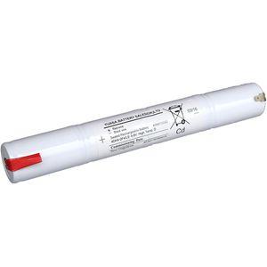 4DH4-0F4/LS Yuasa NiCd Emergency Lighting Battery 4.8V 4Ah