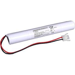 4DH4-0LA4 Yuasa NiCd Emergency Lighting Battery 4.8V 4Ah