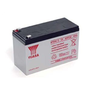 NPW45-12 (FR) Yuasa NPW-Series - Valve Regulated Lead Acid Battery