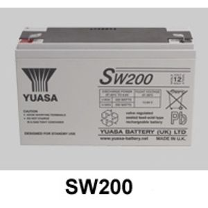 Yuasa SW200P SW-Series - Valve Regulated Lead Acid Battery