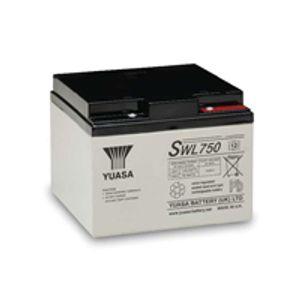 Yuasa SWL750 (FR) SW-Series - Valve Regulated Lead Acid Battery