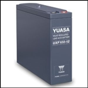 Yuasa UXF100-12 UXF-Series - Valve Regulated Lead Acid Battery