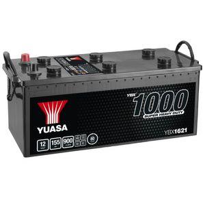 629HD Yuasa Cargo Heavy Duty Battery 12V 155Ah YBX1621