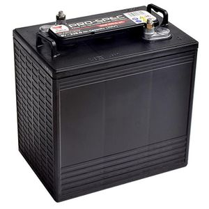 DCB105-6 Yuasa Pro Spec Deep Cycle Battery 6V 225Ah
