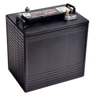 DCB125-6 Yuasa Pro Spec Deep Cycle Battery 6V 240Ah