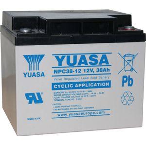 Yuasa NPC38-12 VRLA/AGM Battery