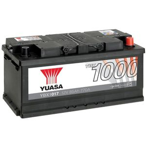 YBX1017 Yuasa CaCa Car Battery 12V 85Ah