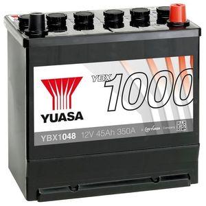 YBX1048 Yuasa CaCa Car Battery 12V 45Ah
