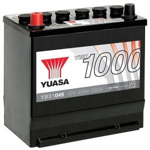 YBX1049 Yuasa CaCa Car Battery 12V 45Ah