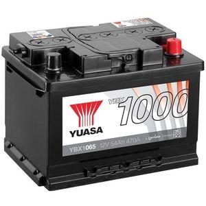 YBX1065 Yuasa CaCa Car Battery 12V 54Ah