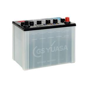 YBX7030 Yuasa EFB Start Stop Car Battery 12V 72Ah