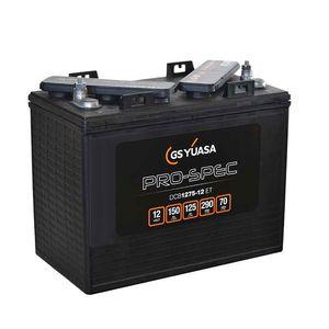 DCB1275-12 Yuasa Pro Spec Deep Cycle Battery 12V 150Ah