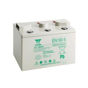 Yuasa EN180-6 EN-Series - Valve Regulated Lead Acid Battery