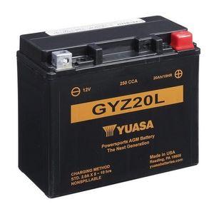 Yuasa GYZ20L Haute Performance MF Batterie De Moto