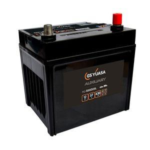 HJ-S55D23L Yuasa Auxiliary Car Battery 12V 57Ah