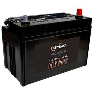 HJ-S75D31L Yuasa Auxiliary Car Battery 12V 57Ah