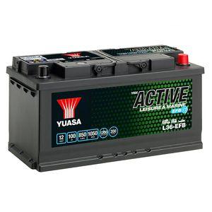 L36-EFB Yuasa Leisure Battery 12V 100Ah